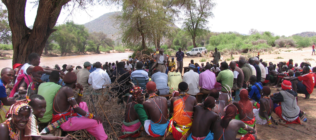 Preaching Co-existence in Kirimon and Oldonyiro Communities